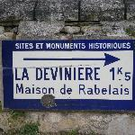  La deviniere, maison de Rabelais
