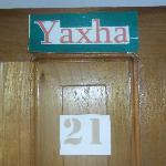 we lived in room yaxha