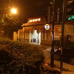  Rotherhithe Overground Station