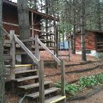 Foto Shipshewana Campground & Amish Log Cabin Lodging