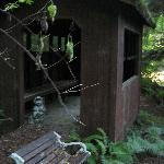 Nature Viewing Shelter