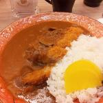 Japanese Curry - Pork at Beppu Ekimae