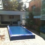  area piscina