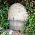 The Grave of Little John