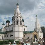 The church of Ilya the Iliya he Prophet