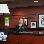 Hampton Inn & Suites Newport-Middletown Foto