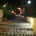  Entrance to Bistro at Byblos Hotel