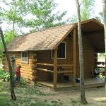Covert-South Haven KOA resmi