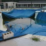 HORRIBLE POOL, UNSAFE and DISGUSTING