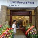 Foto de Green Diamond Hotel