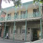 The Gallier House