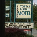 Foto van Totem Lodge Motel