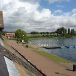 Foto di Premier Inn Milton Keynes East - Willen Lake