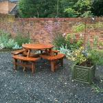  beer garden August 2012