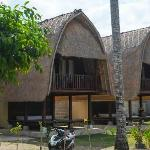 Suka Beach Bungalow Foto