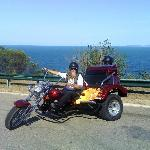 Blue Acid Trike & Harley Tours