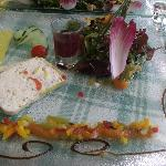  terrine de legumes maison