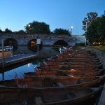  Boats on Avon. Barche sull&#39;Avon