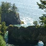 cliffs of Oregon