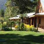 Mazama Ranch House