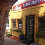 the Rock Espresso bar