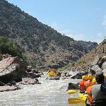 Whitewater Rafting on the Arkansas River with Royal Gorge Rafting