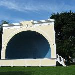 amphitheatre at nearby park
