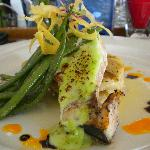 Grilled Swordfish Special at Lobsterville