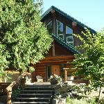 Foto de Lillooet River Lodge