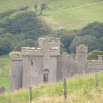 clifden castle breaks the day