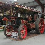 Showman Class Traction Engine