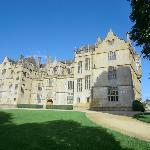  Montacute House is just around the corner