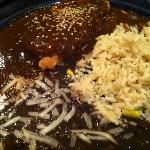 Chicken Mole with Black Beans & Rice