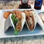 Chicken Tacos at the Brazos Bar & Bistro