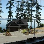 Foto van Eagle Rock Bed and Breakfast Chemainus