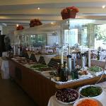  buffet del riatorante