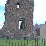 Castle Ruins Harbour Larne