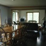 Upper Level Dining and family room