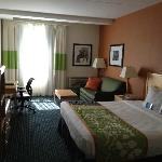 Photo de Fairfield Inn and Suites Belleville