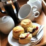  Cream tea