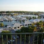  Cullen Bay marina from a Water view room