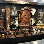 Clocks with history