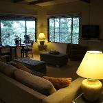 Foto de Treetops Bed and Breakfast