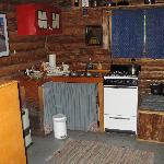 Wolverine kitchen area