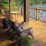 Foto van Dragonfly Dock Bed and Breakfast
