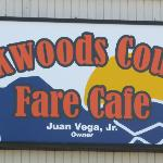 Backwoods Country Fare Cafe, Yakima