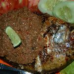 Lake Toba Fish - Grill