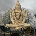 lord siva,the saviour of world.