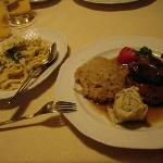  Rindsteak mit Sptzle