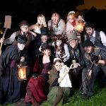 Ghosts & Gravestones Frightseeing Tour